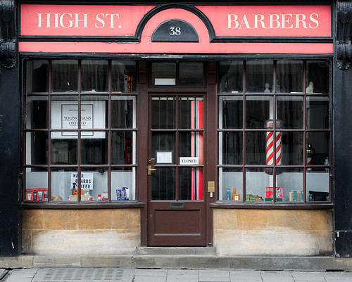 High Street Barbers,Oxford | James Thomas | Flickr