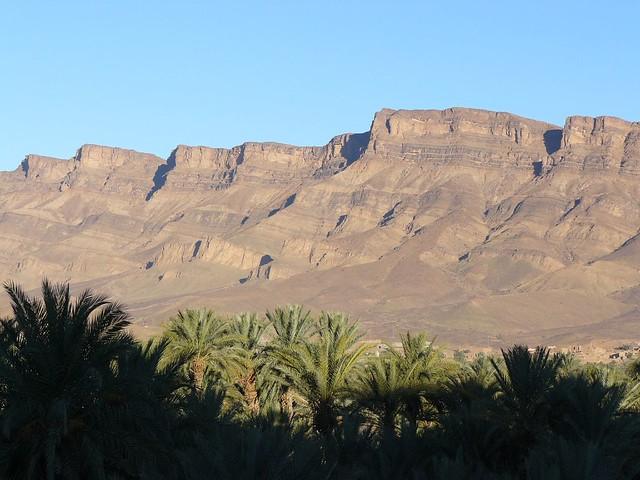 Paisaje en Marruecos