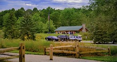 Party at Hidden Lake Lodge