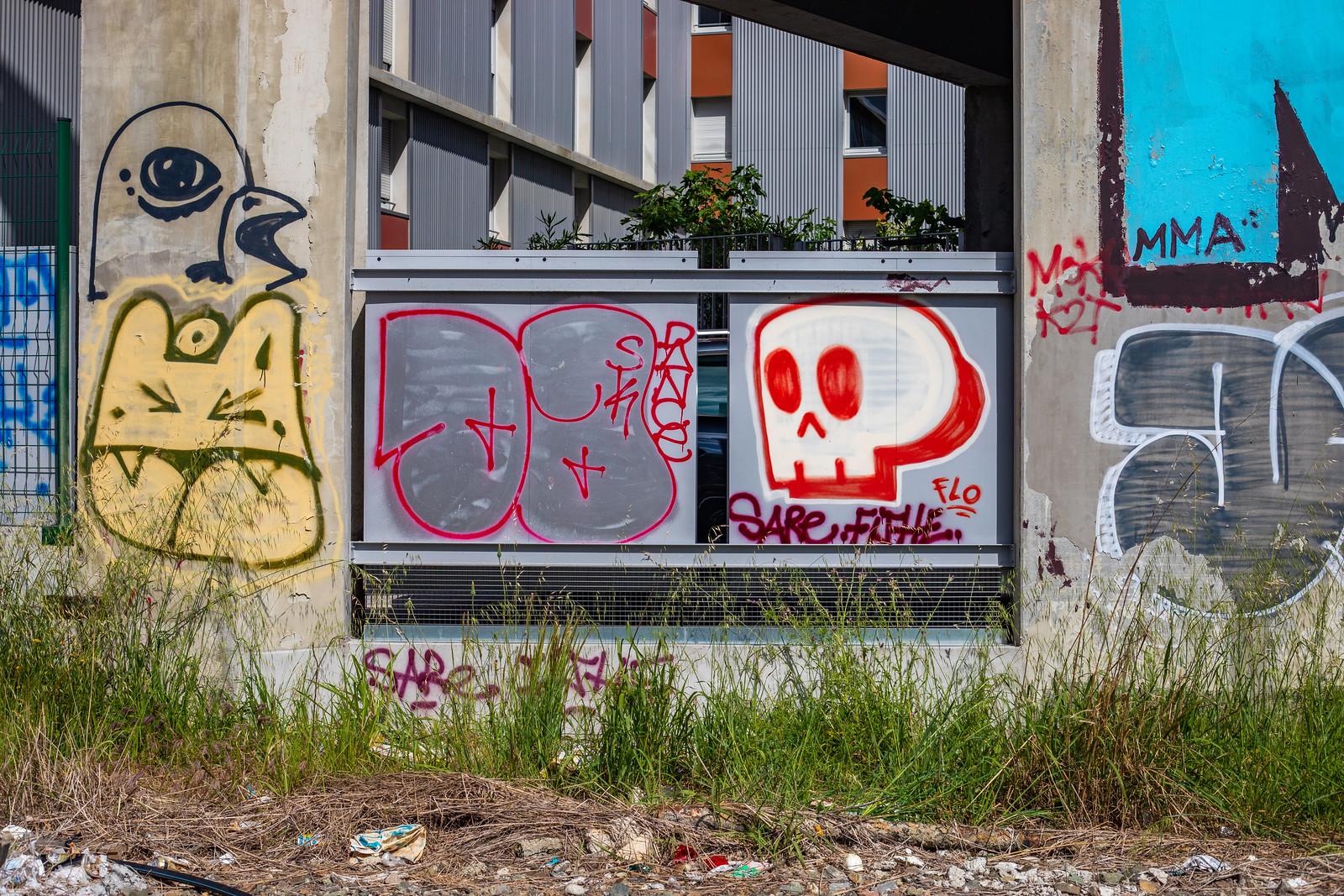 GRAFFITI WOIZO ELMOOTMOOT TOULOUSE