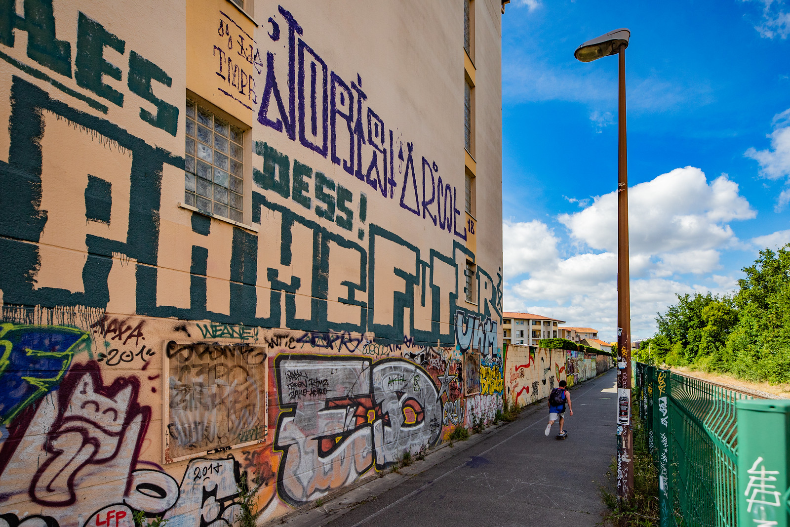 toulouse graffiti