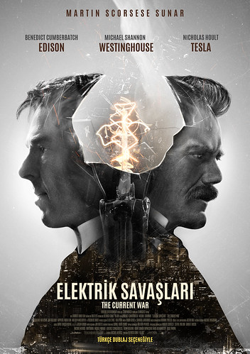 Elektrik Savaşları - The Current War (2019)
