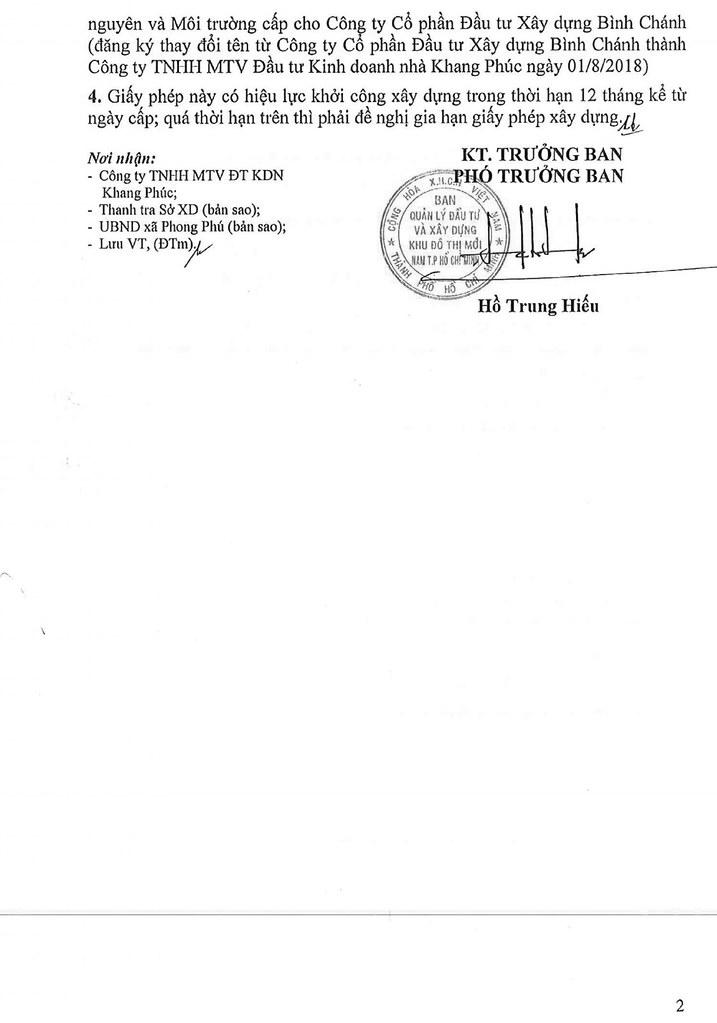 Pháp lý dự án Lovera Vista chi tiết hồ sơ giấy tờ 8