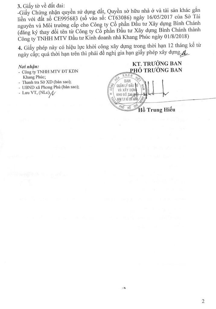 Pháp lý dự án Lovera Vista chi tiết hồ sơ giấy tờ 4
