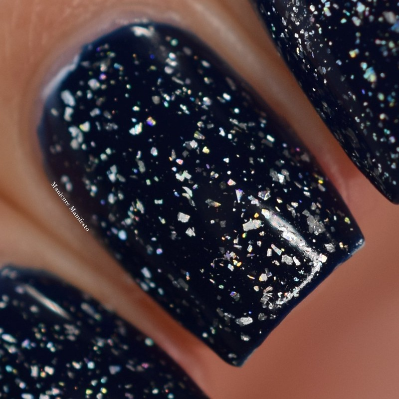 Paint It Pretty Polish Disco Ball swatch