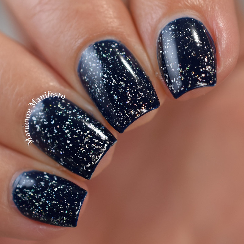 Paint It Pretty Polish Disco Ball review