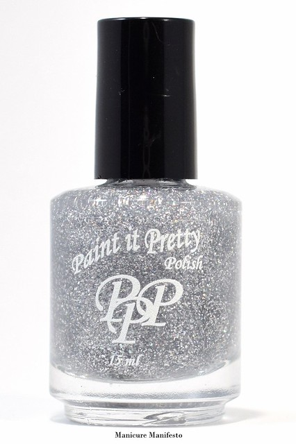 Paint It Pretty Polish Disco Ball