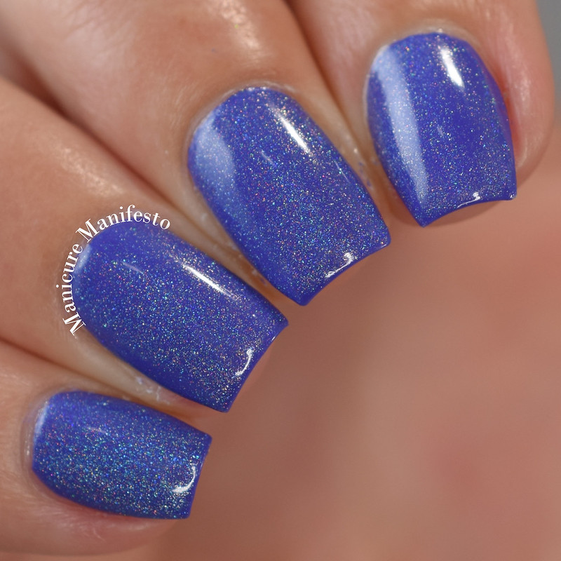 Paint It Pretty Polish Rainbow review