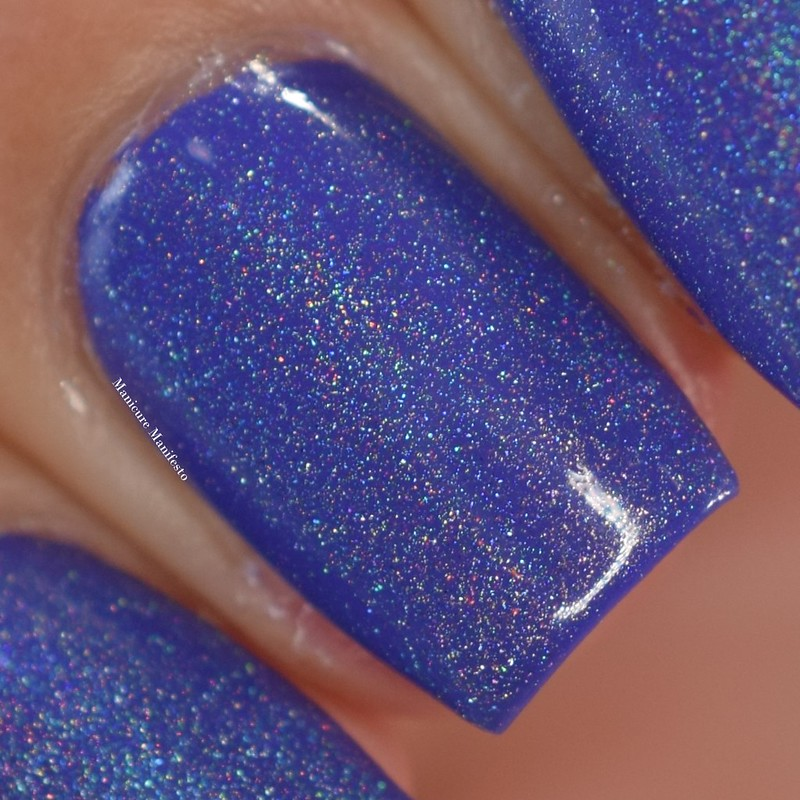 Paint It Pretty Polish Rainbow swatch