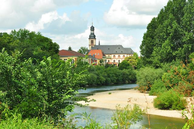 August 2019_Kleiner Neckarspaziergang in Mannheim-Seckenheim ... Foto: Brigitte Stolle