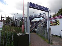 Picture of Motspur Park Station