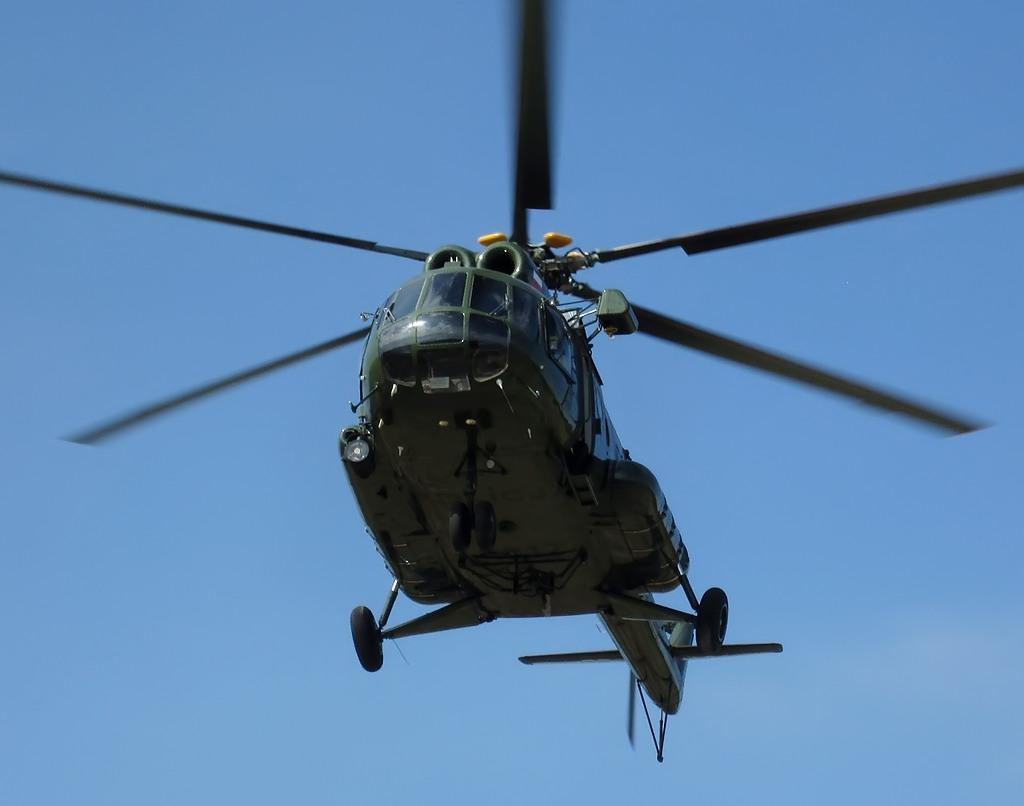 """""""Policyjny Mi-8"""""""