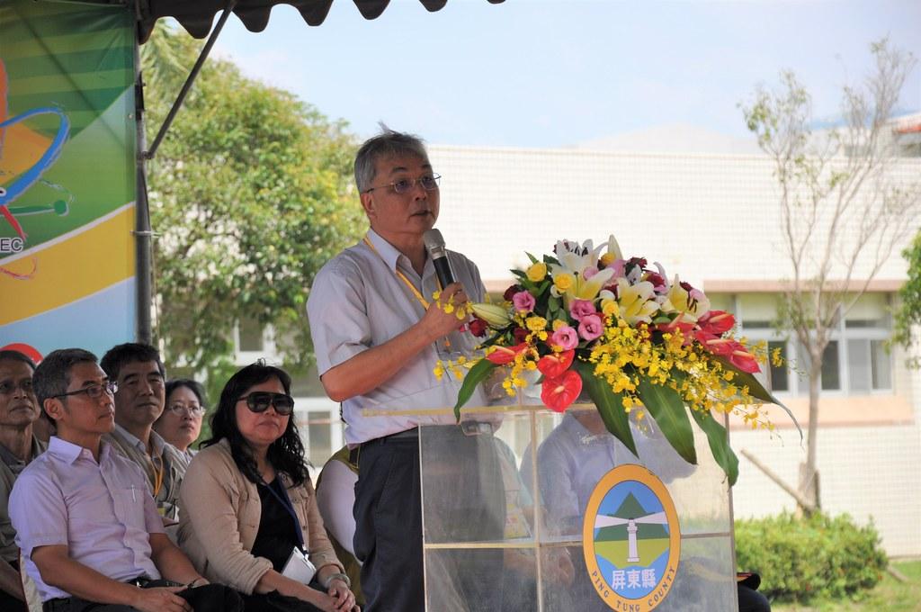 原能會副主委劉文忠表示,本次演習籌備超過半年,動員各單位數百位人力配合。孫文臨攝