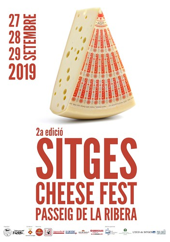 sitges cheese fest 2019