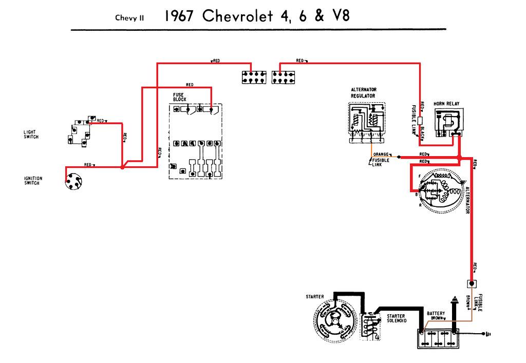 67 Chevelle Step By Step Alternator Upgrade