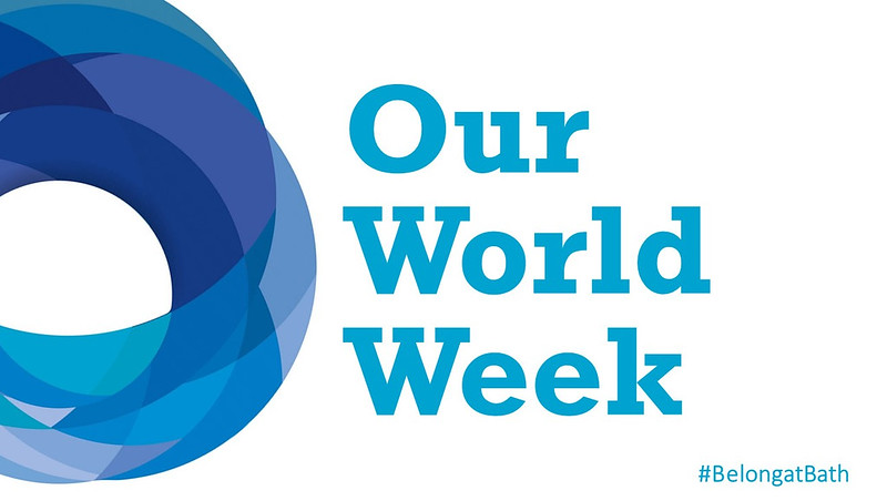Our World Week logo
