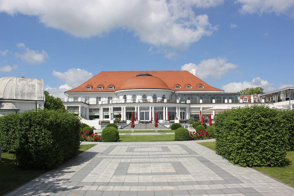 Columbia Hotel Casino Travemünde Lübeck-Travemünde